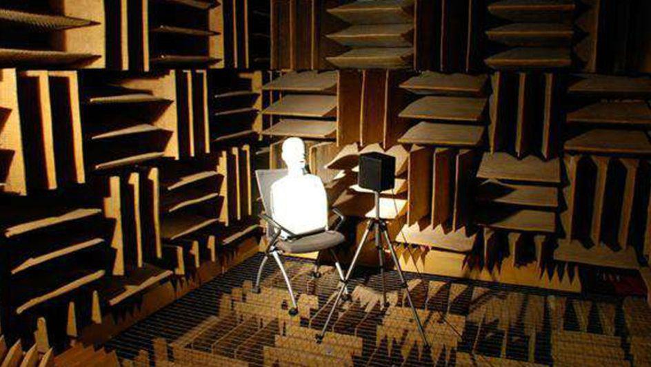Zeer In de stilste kamer op aarde, word je gek van de herrie | TROUW TD01