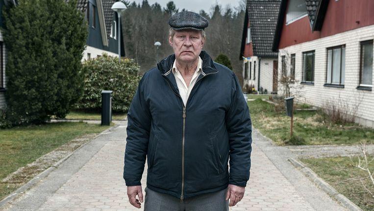 Rolf Lassgård als Ove Beeld Johan Bergmark