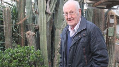 Zaterdag eerste keer uitverkoop  van 34 jaar oude cactuscollectie