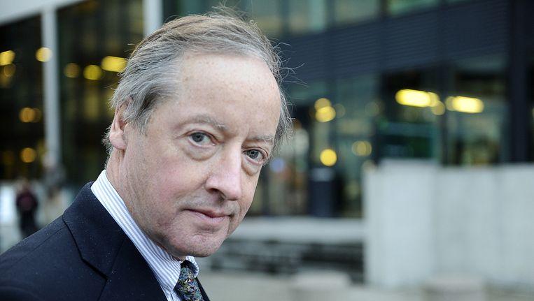 Curator van de DSB Bank Rutger Schimmelpenninck Beeld null