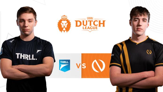 Team THRLL en Dynasty vechten voor hun laatste kans op een plek in de finale van de Dutch League.