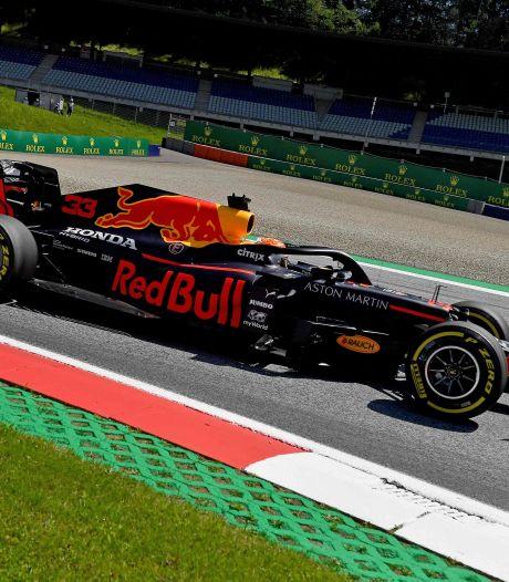 Pérez in ochtendtraining nipt sneller dan Verstappen