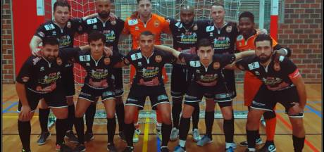 Futsal Apeldoorn gaat in Zeeland in laatste vijf minuten onderuit