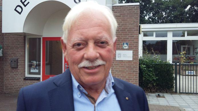 Kees Veerhoek was woensdag voorlopig voorzitter.