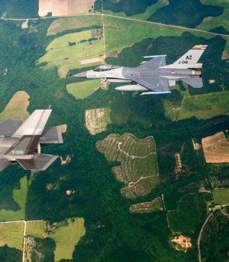 Strijd tegen overlast F35 werpt in Scandinavië vruchten af