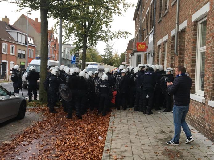 Rellen Club Brugge Antwerp oktober 2017
