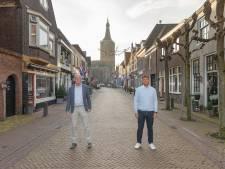 Met eenrichtingsverkeer moeten voetgangers en fietsers zich thuis voelen in Hoogstraat Hasselt