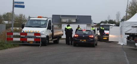 Weer grote politie-actie bij woonwagenkamp in onderzoek naar Martien R.: bewoners moeten tijdelijk weg
