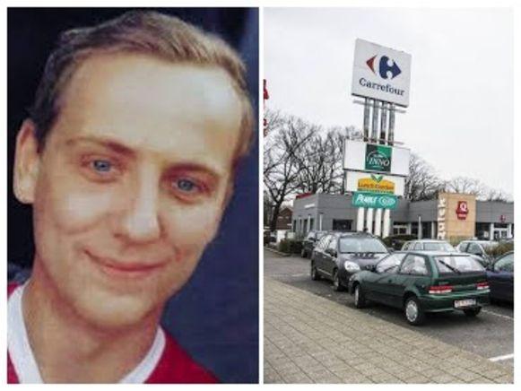 De 'parkingoplichter' van Carrefour in Schoten is dezelfde man die vervolgd werd voor de dood van Didier Bartholomeus.