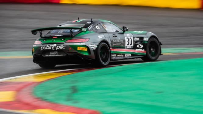 Esteban Muth en SRT sterk in Spa in Europese GT4
