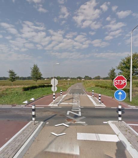 Kruispunt De Meent mogelijk 'dicht'