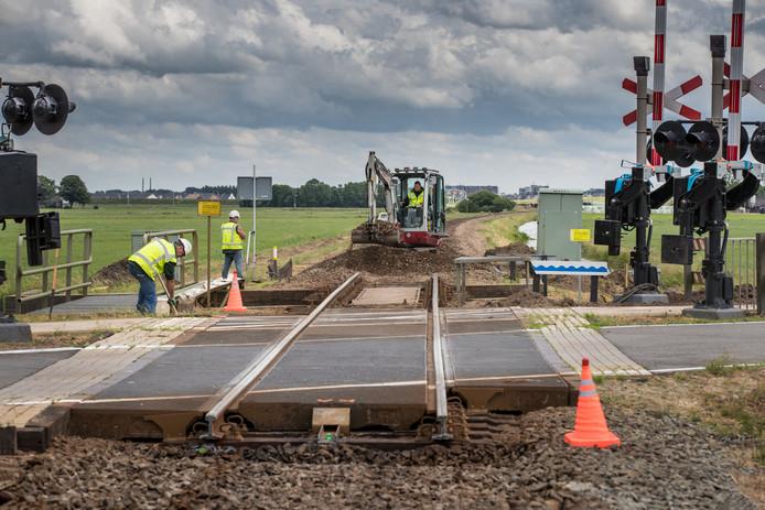 Sinds 28 augustus rijden weer treinen tussen Zwolle en Kampen.