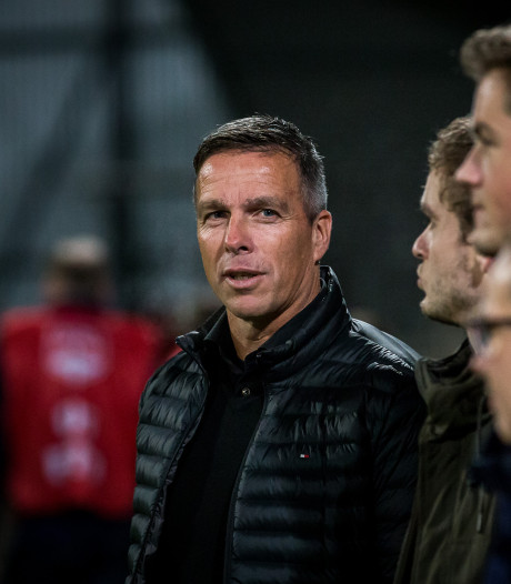 Gérard de Nooijer op non-actief gezet bij FC Dordrecht
