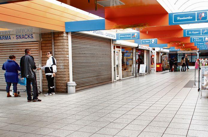 Winkelcentrum Meijhorst. Archieffoto