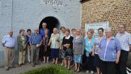 Gebedsmoment in 120 jaar oude kapel