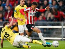PSV zet VVV na rust eenvoudig opzij, Malen blijft maar scoren
