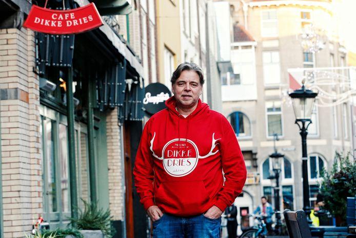 Jos de Winter van café Dikke Dries vindt de uitspraak van minister De Jonge 'stuitend'.