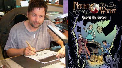 Striptekenaar Steve Van Bael scoort met Nachtwacht-strips: drie nieuwe albums gepland in 2020