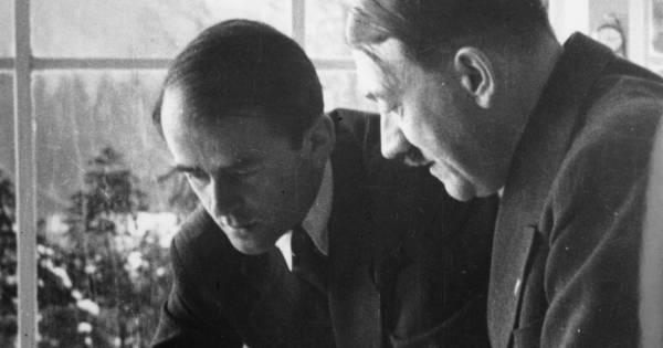 Albert Speer: de goede Duitser blijkt tóch ordinaire leugenaar | Buitenland | AD.nl