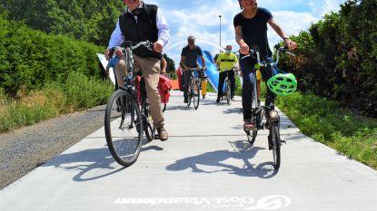 Groene fietssnelweg door Kloosterbos verbindt Waasland met Gentse haven