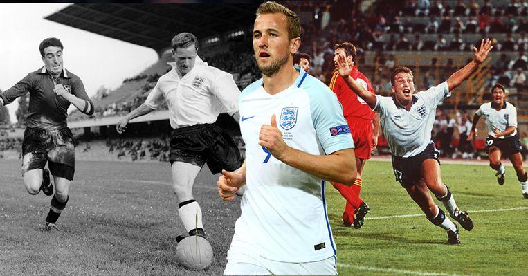 België versus Engeland op een WK: tot dusver altijd een ...