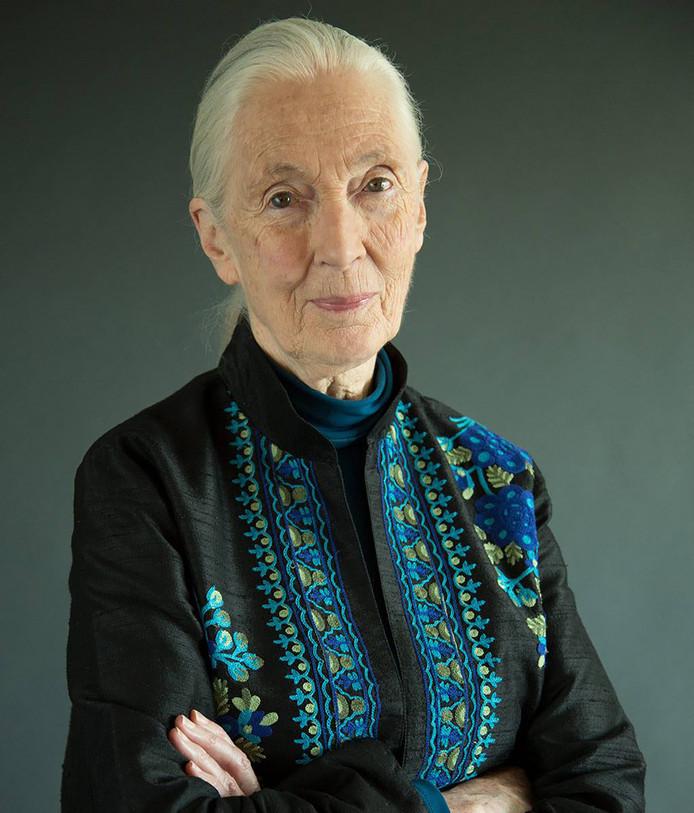 Jane Goodall (84) waarschuwt voor de vernietiging van Moeder Aarde