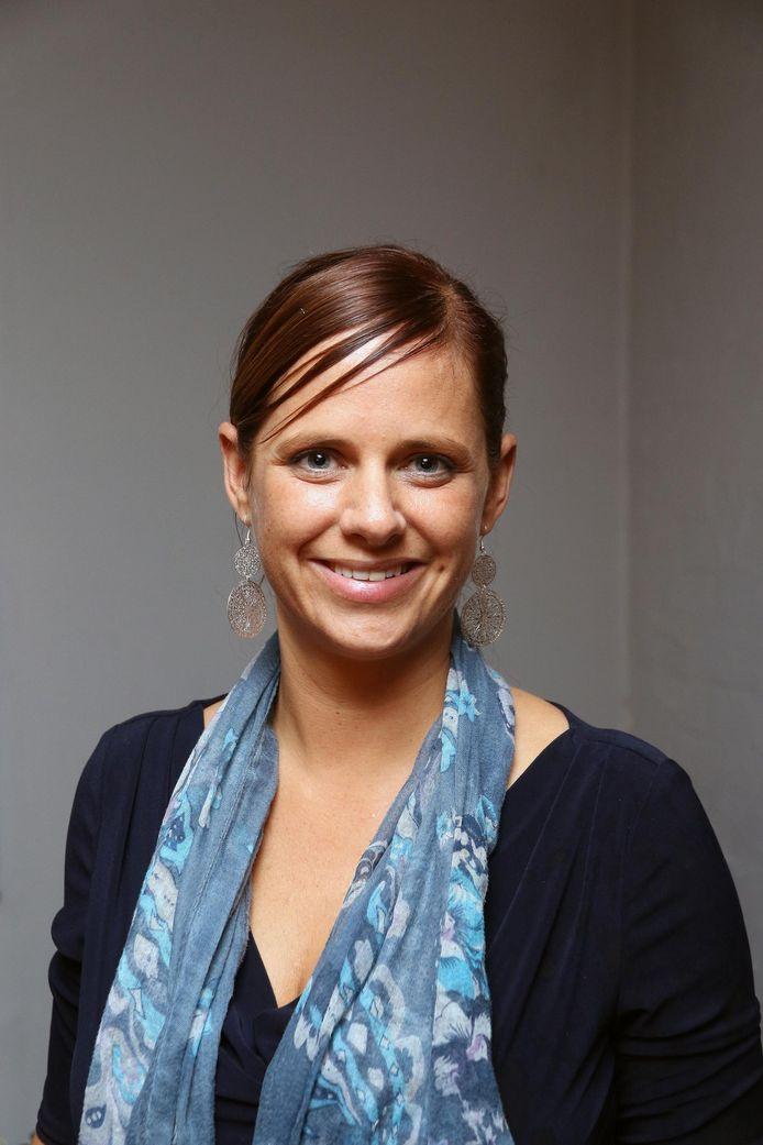 Marianne Verhaert (Open Vld) stond voor de federale verkiezingen op de tweede plaats op de Kamerlijst in Antwerpen.