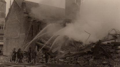 Fabrieksbrand startschot van reeks historische foto's in de kijker