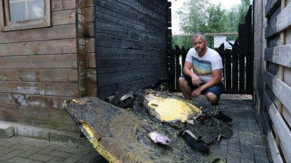 Pyromaan slaat 4 keer toe in 24 uur