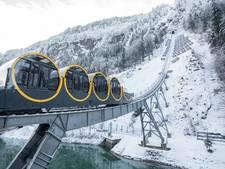 Dit is de steilste spoorbaan ter wereld