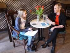 Bredase Rosa interviewt Andy Griffiths: 'Ik vind het heel moeilijk om een serieus verhaal te schrijven, ik wil altijd leipe dingen doen'