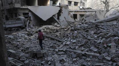 """""""15 schuilende schoolkinderen gedood bij luchtaanval in Oost-Ghouta"""""""