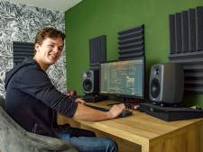 Jonge Zutphense DJ Nunow (18) is hot op Spotify: 'En dat terwijl ik hardstyle eerst niets aan vond'