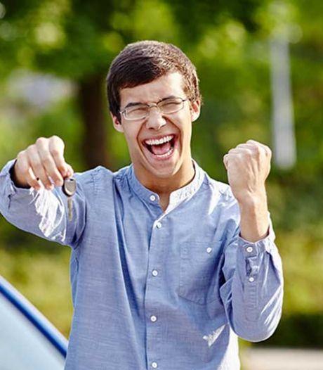 Man slaagt na 157 pogingen eindelijk voor theorie-examen