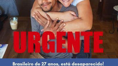 Familie in Brazilië zoekt vermiste jongeman