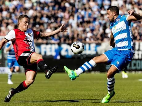 Bouy gelooft in handhaving PEC Zwolle