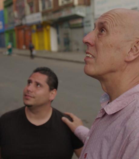 Eindhovense adoptievader en -zoon reizen naar Colombia voor nieuw televisieprogramma
