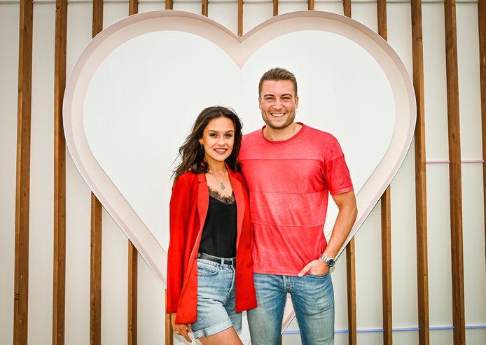 Viktor Verhulst en Holly Mae Brood