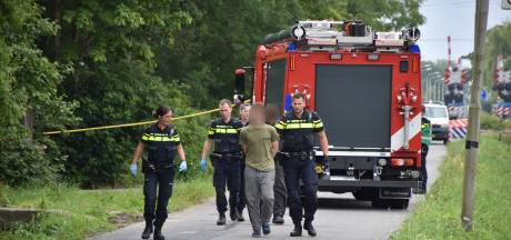 Man die verdachte was na brand in mogelijk drugslab vrijgelaten