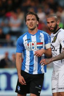 Ex-FC Eindhoven-speler Massop verkast naar Waasland-Beveren
