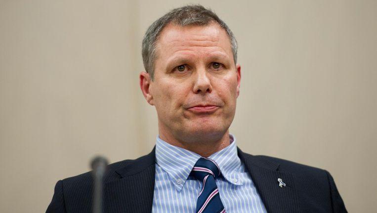 Han Busker, zeer waarschijnlijk de nieuwe voorzitter van de FNV. Beeld anp