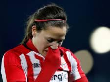 PSV Vrouwen verliezen in kampioenspoule