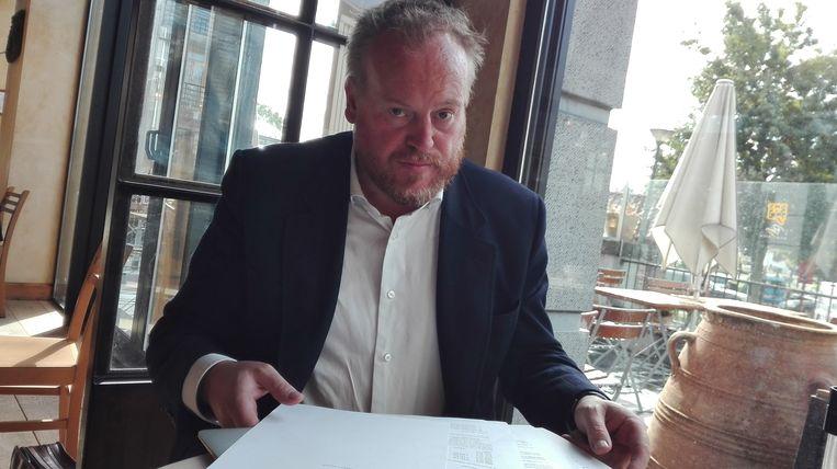 Wim Eeckelaers is bezorgd over de financiële situatie van Londerzeel.