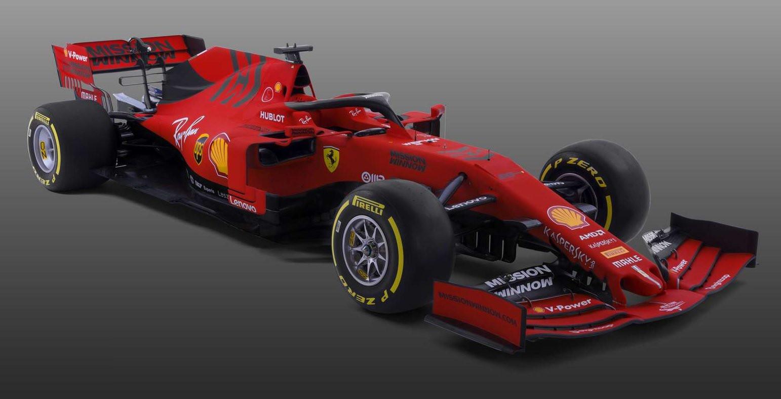 De SF90 van Ferrari