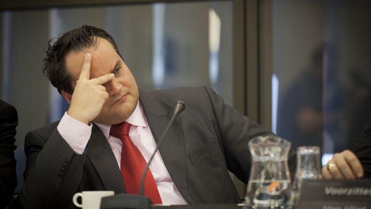 Minister Jan Kees de Jager van Financiën, half februari. © ANP Beeld