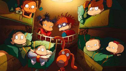 Jaren '90-serie 'Rugrats' terug met serie en film