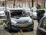 Dak van auto geblazen bij ontploffing in Utrechtse wijk Ondiep