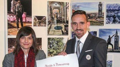 Sven Kums laat Italianen kennismaken met zijn fotografietalent
