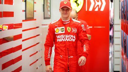 Schumi Jr. in F1? Nog niet voor meteen