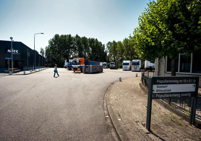 Tappersheul blijft voorlopig verstoken van openbaar vervoer.
